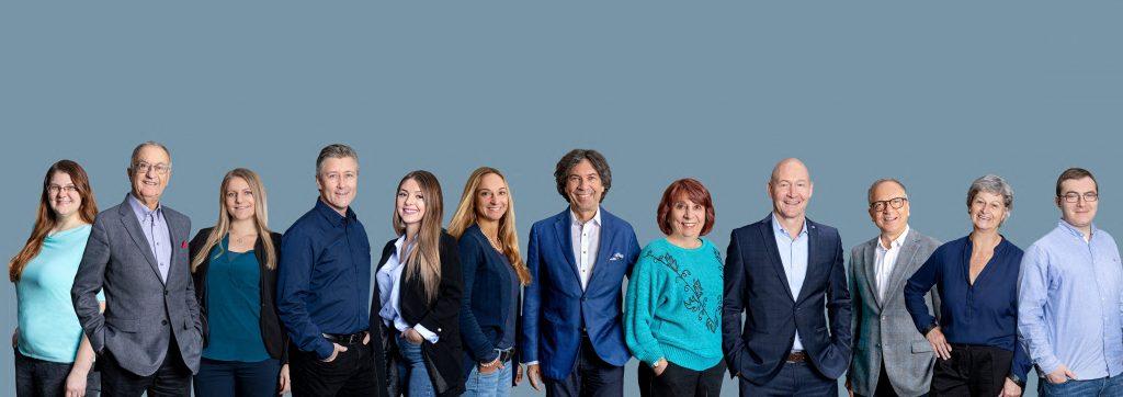 Personenbezogenes, familiäres und partnerschaftliches sowie langjähriges Team mit 12 sehr gut aus- und weitergebildeten Mitarbeitenden.